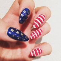 4th of July Nail Art Design Ideas - 4 UR Break - Family ...