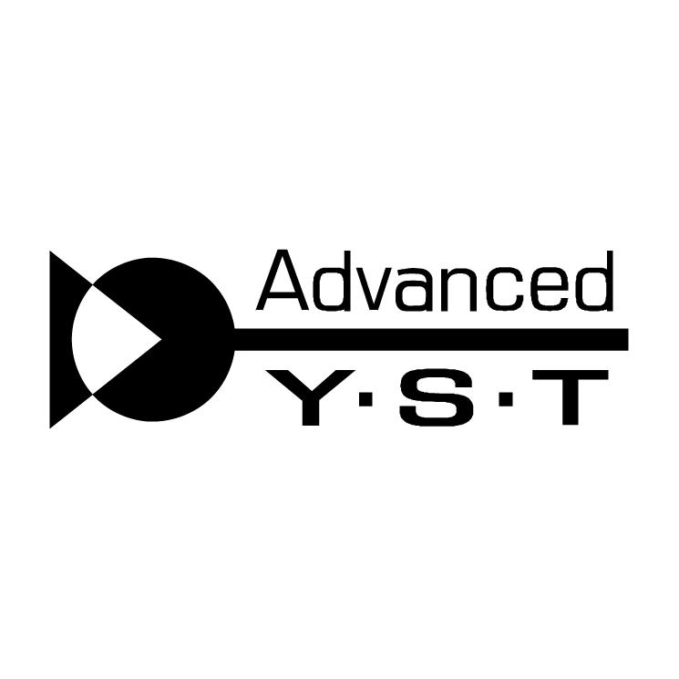 Advanced yst Free Vector / 4Vector