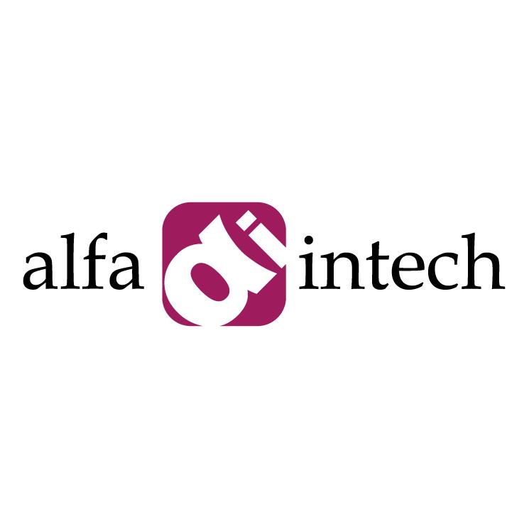 Alfa intech 0 Free Vector / 4Vector
