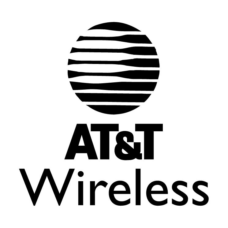 Att wireless 3 Free Vector / 4Vector
