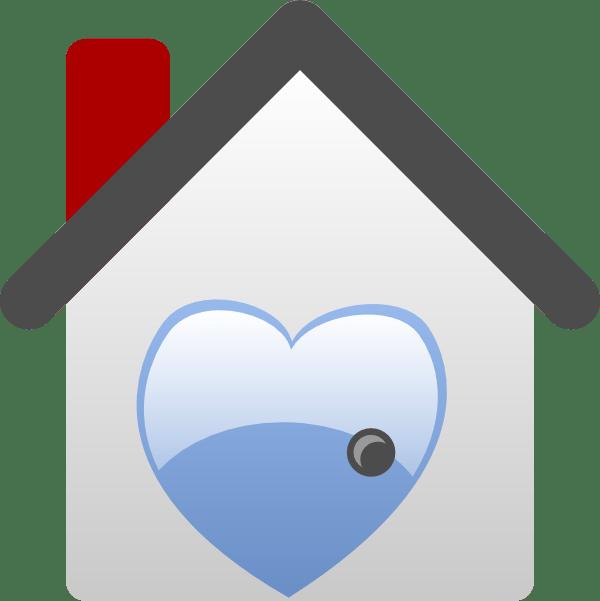Download Barretr House Love clip art (104733) Free SVG Download / 4 ...