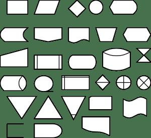 Berteh Flow Diagram Symbols clip art (116444) Free SVG