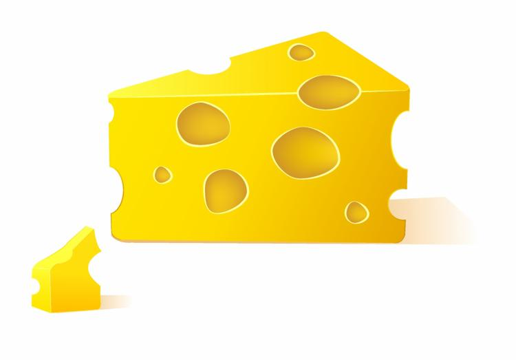 Cheese Free Vector  4Vector
