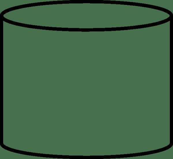Database Shape clip art Free Vector / 4Vector
