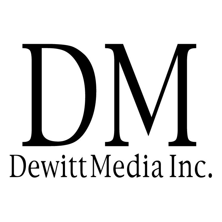Dewitt media (71132) Free EPS, SVG Download / 4 Vector