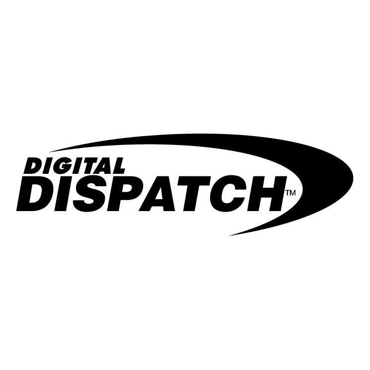 Digital dispatch Free Vector / 4Vector