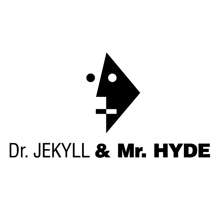Dr jekyll mr hyde (37381) Free EPS, SVG Download / 4 Vector