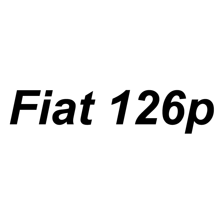 Fiat 126p (36524) Free EPS, SVG Download / 4 Vector