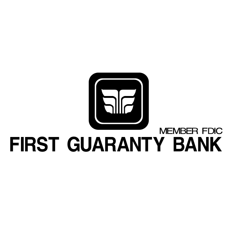 First guaranty bank (69953) Free EPS, SVG Download / 4 Vector