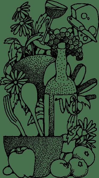 Food clip art 120030 Free SVG Download / 4Vector