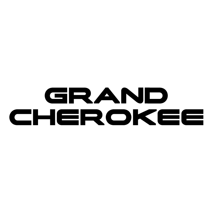 Grand cherokee (35877) Free EPS, SVG Download / 4 Vector