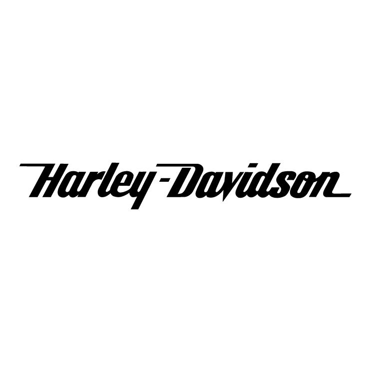 Harley davidson (35682) Free EPS, SVG Download / 4 Vector