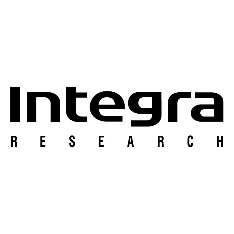 Integra research Free Vector / 4Vector