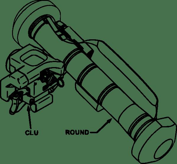 Javelin clip art (117993) Free SVG Download / 4 Vector