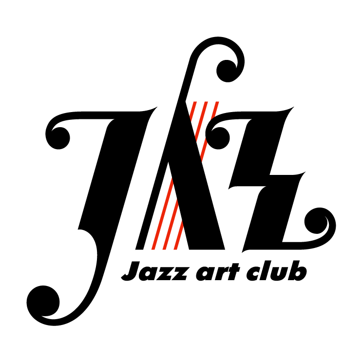 Jazz art club Free Vector / 4Vector