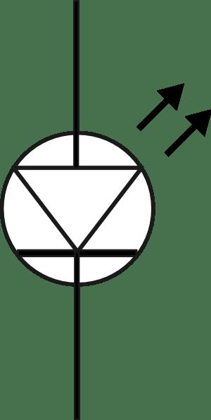 Light Emitting Diode Led clip art Free Vector / 4Vector