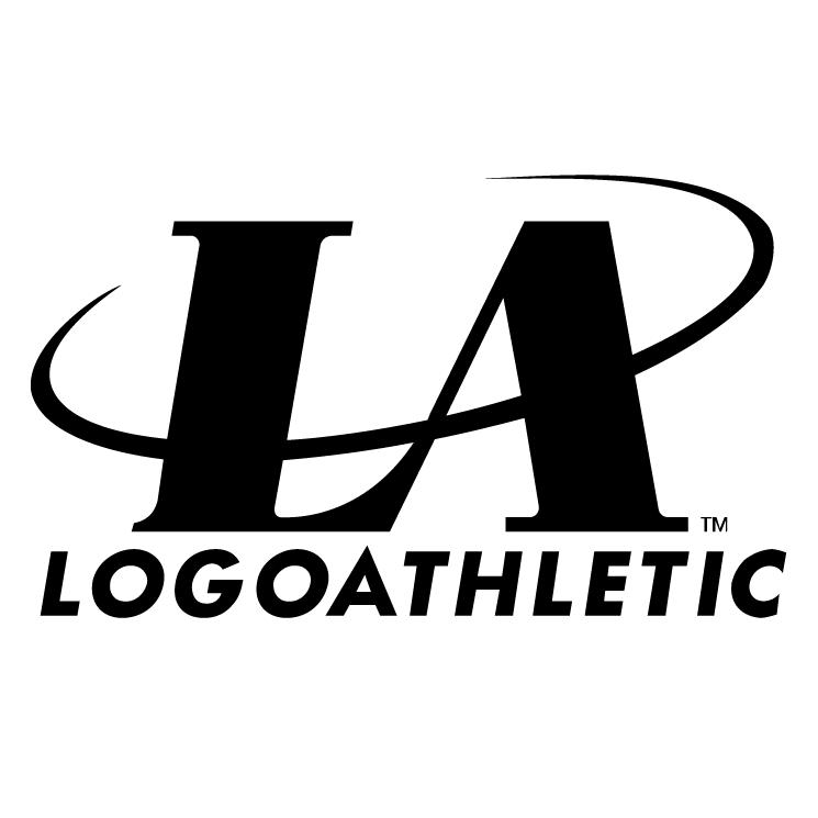 Logo athletic Free Vector / 4Vector