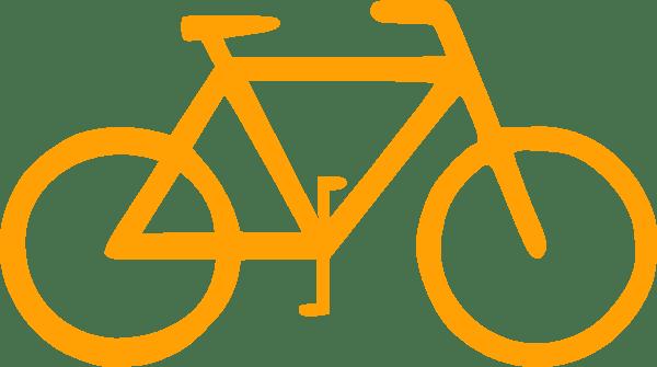lunanaut bicycle sign symbol