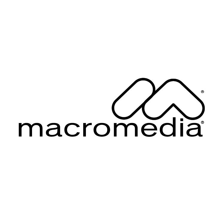 Macromedia (55895) Free EPS, SVG Download / 4Vector