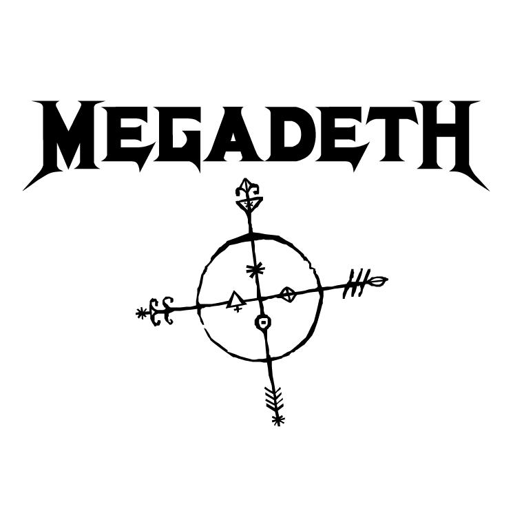 Megadeth (33700) Free EPS, SVG Download / 4 Vector