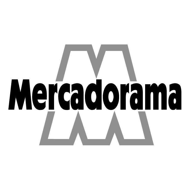 Mercadorama (33663) Free EPS, SVG Download / 4 Vector