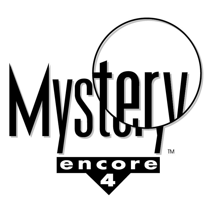 Mystery Free Vector / 4Vector