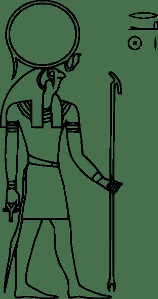 Outline Re clip art (108446) Free SVG Download / 4Vector