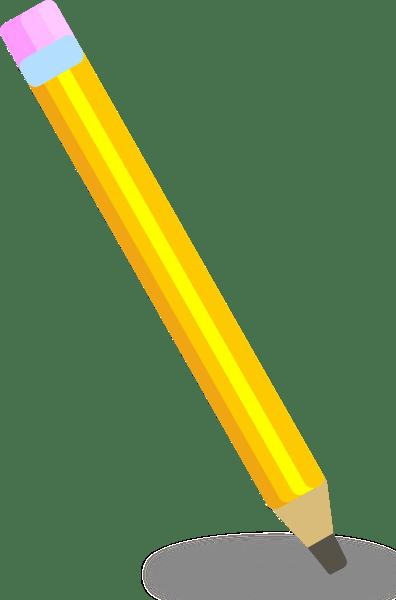 Pencil Clip Art 115803 Free Svg Download 4 Vector