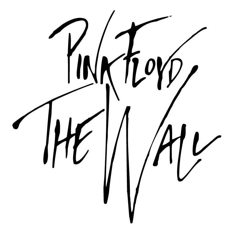 Pink floyd the wall Free Vector / 4Vector