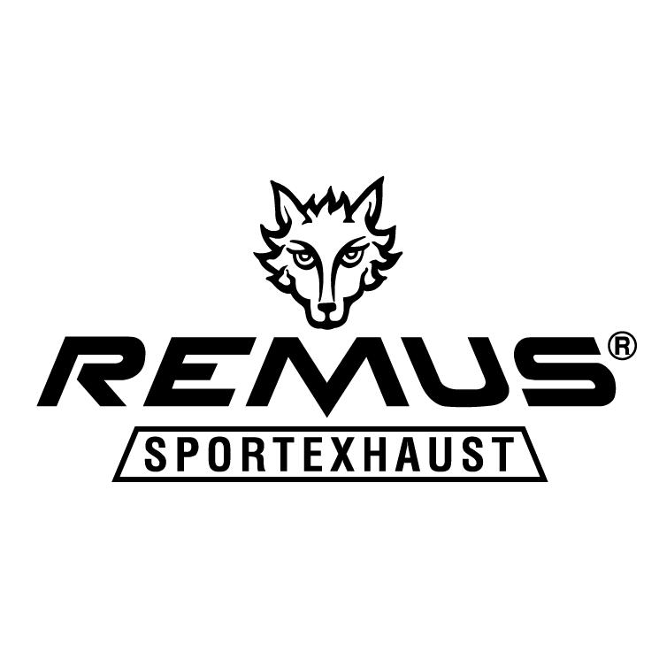 Remus sportexaust (31718) Free EPS, SVG Download / 4 Vector
