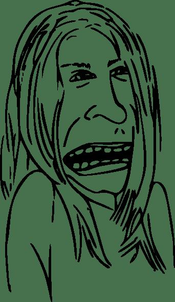 Rock Singer clip art (114172) Free SVG Download / 4 Vector