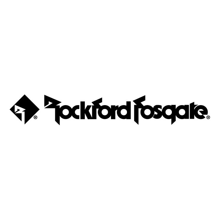 Rockford fosgate 0 Free Vector / 4Vector
