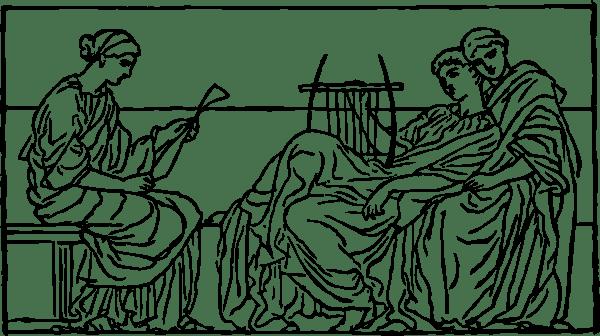 Roman Relief clip art Free Vector / 4Vector