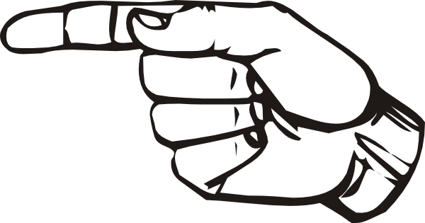 Sign Language G clip art (107901) Free SVG Download / 4 Vector