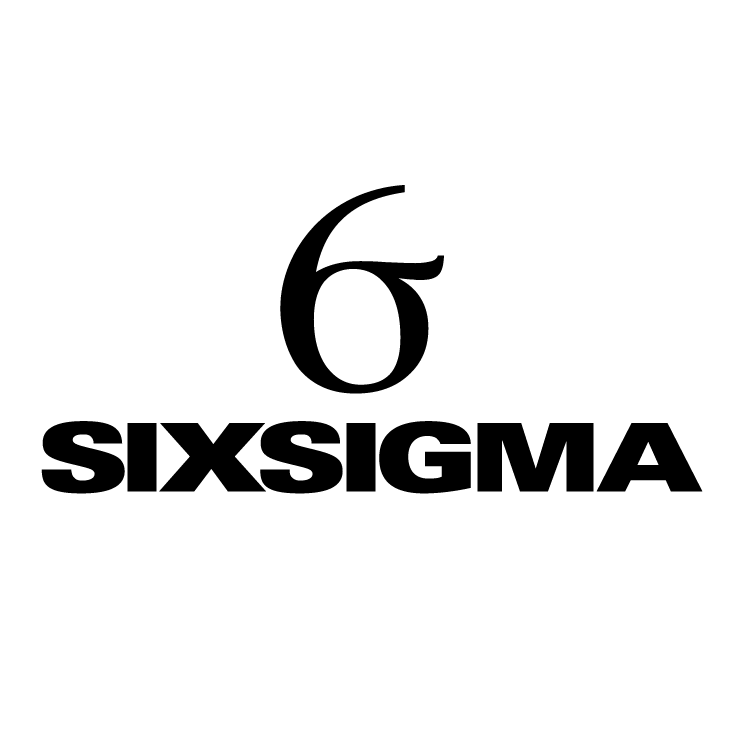 Sixsigma (77554) Free EPS, SVG Download / 4 Vector