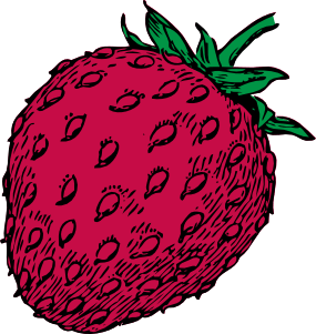 Strawberry Clip Art 114766 Free Svg Download 4 Vector