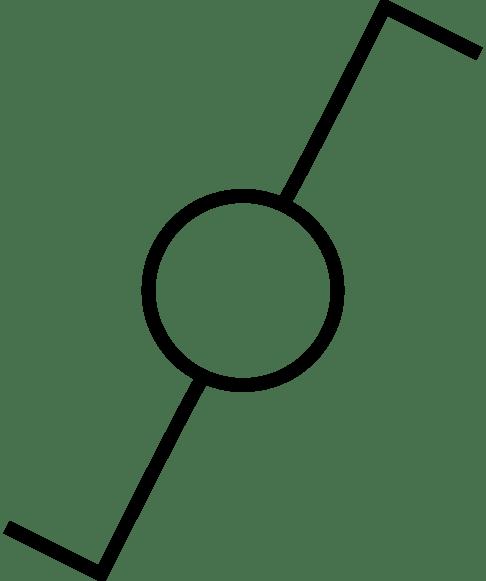 Symbol Change Over Switch clip art (109713) Free SVG
