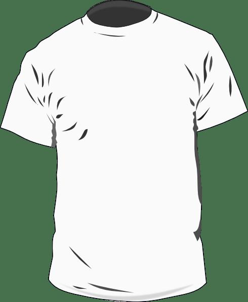 T-shirt Vector Template Free Vector / 4Vector