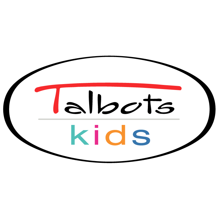 Talbots kids (76844) Free EPS, SVG Download / 4 Vector