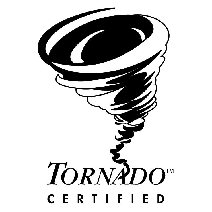 Tornado certified Free Vector / 4Vector