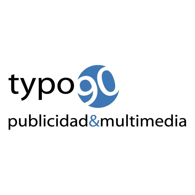 Typo (40893) Free EPS, SVG Download / 4 Vector