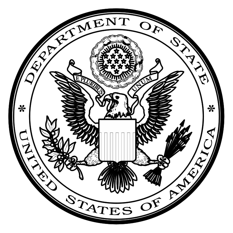 Us department of state 1 Free Vector / 4Vector