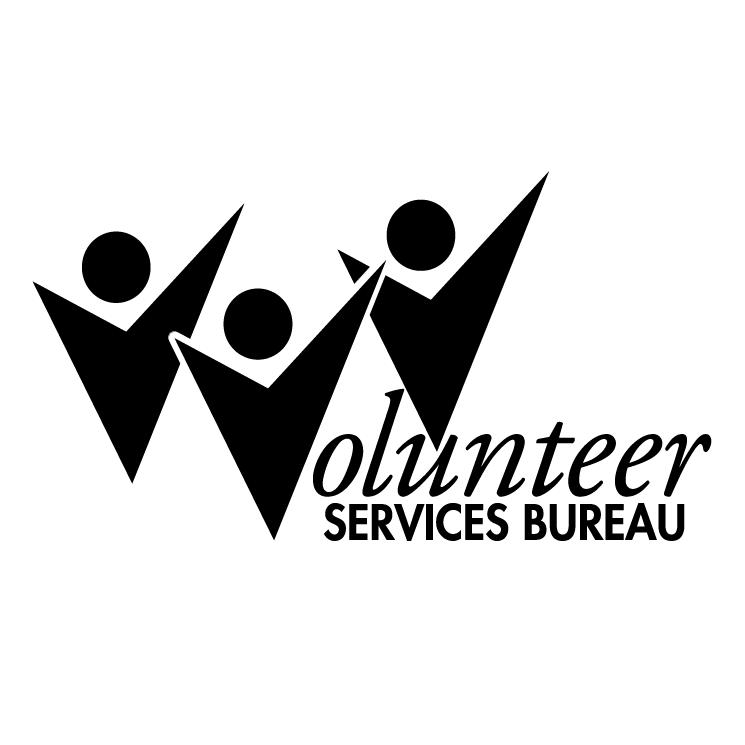Volunteer services bureau (61613) Free EPS, SVG Download