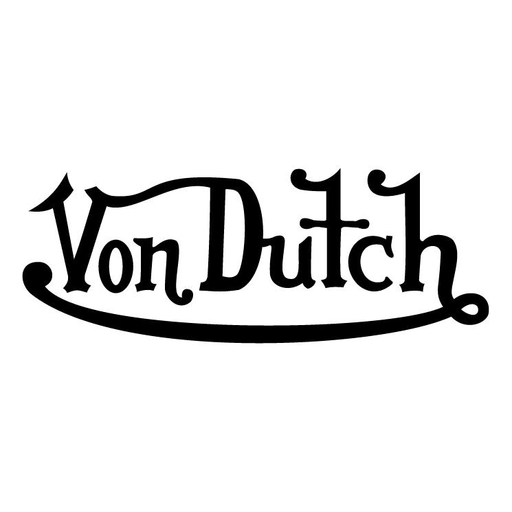 Von dutch Free Vector / 4Vector