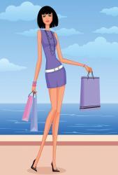 shopping vector eps 4vector