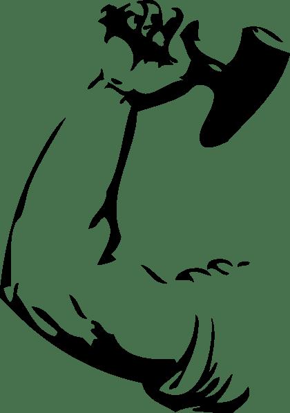 Workerarm clip art Free Vector / 4Vector