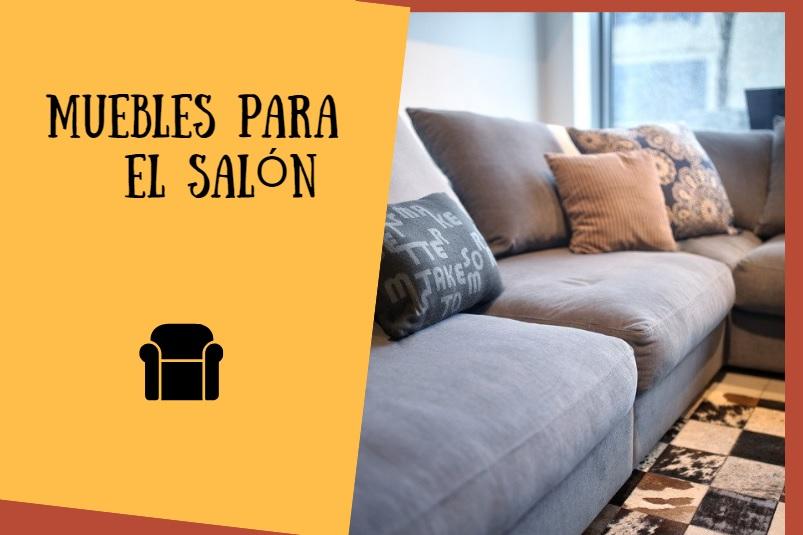 muebles modernos salon vintage