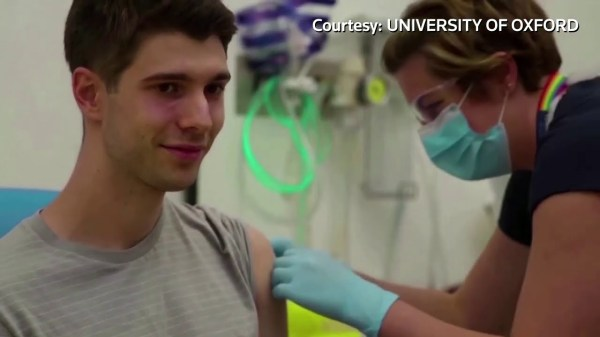 Britain presses on with AstraZeneca vaccine