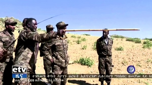 Credible reports of Eritrean troops in Tigray, U.S. says
