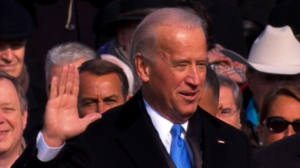 Biden faces unrivaled challenges as he takes oath